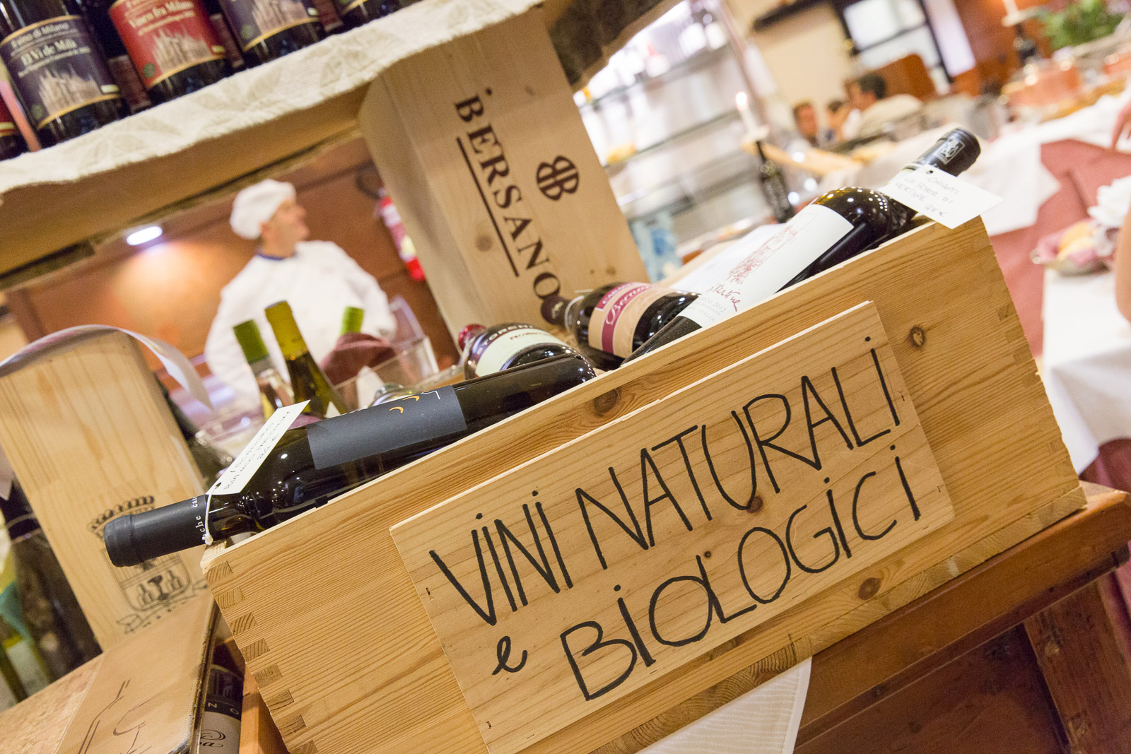 Vini naturali e biologici
